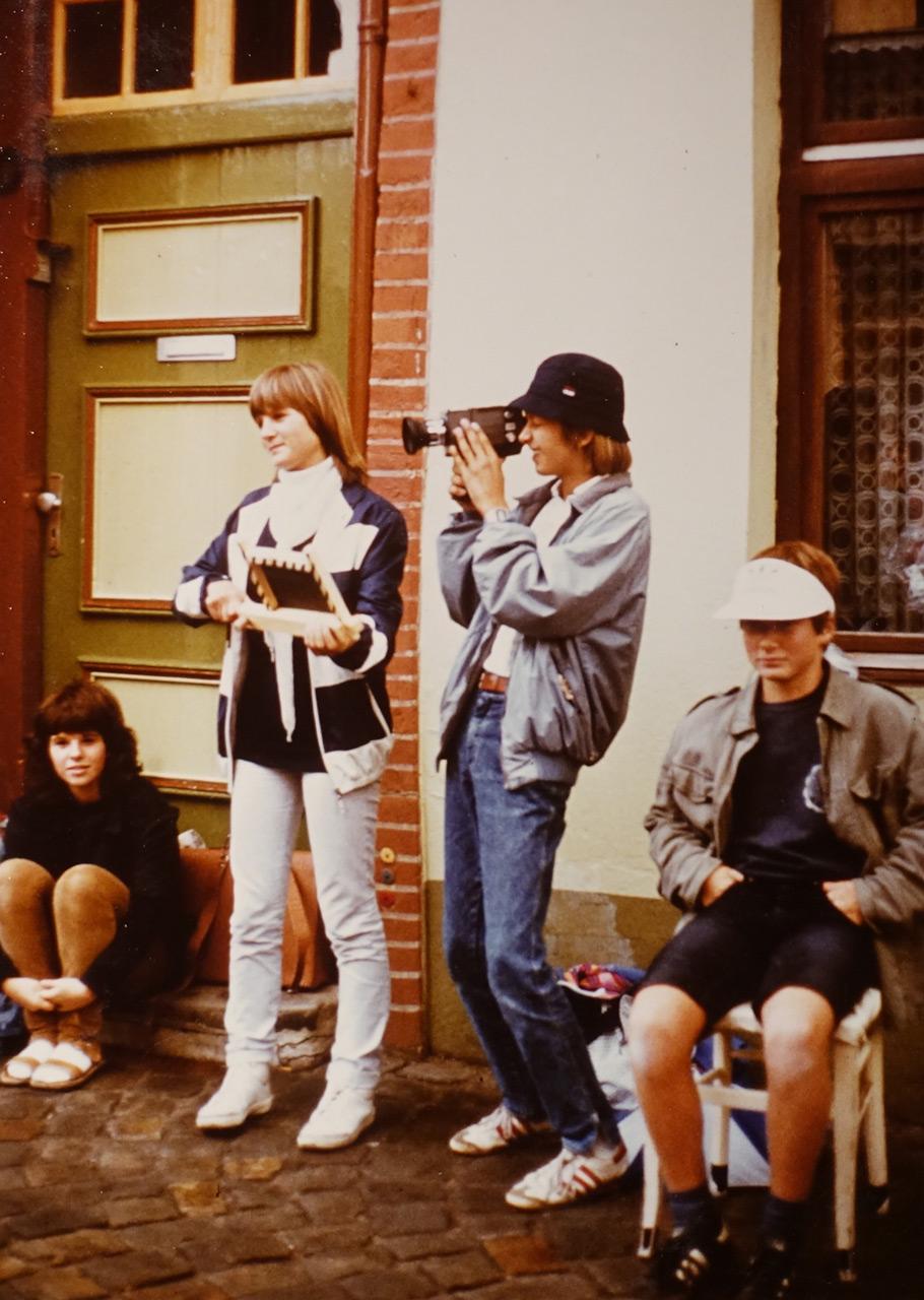 Kameramann seit 1982